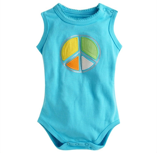 2015 hot new design baby girl bodysuit