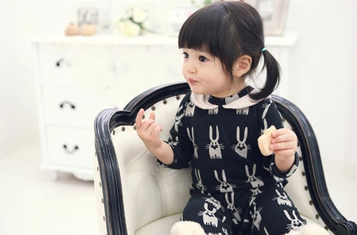 Baby girl spring autumn outwear