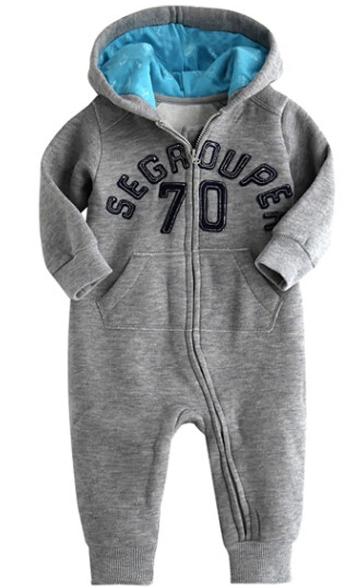 Customized baby romper