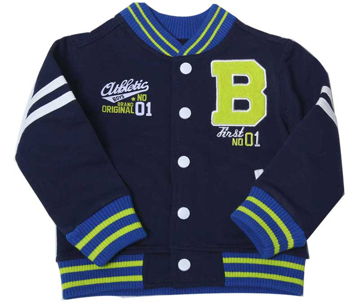 Boy jacket with new design