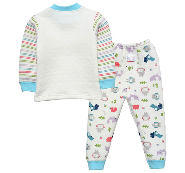 cartoon cute baby pajama