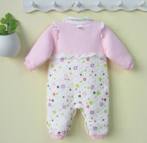 fashion cotton baby girl  one piece