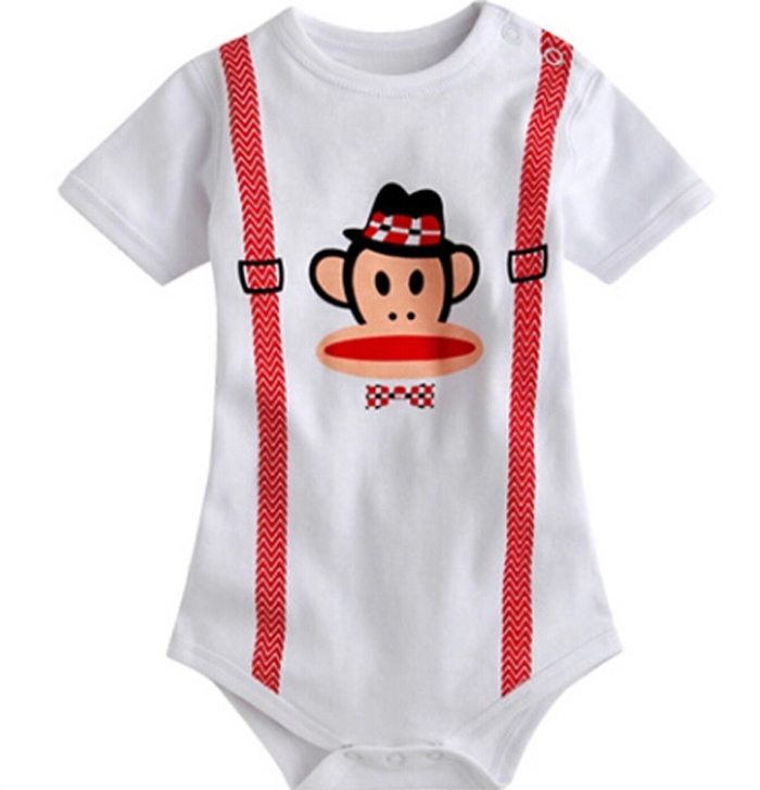 Paul frank baby boy bodysuits